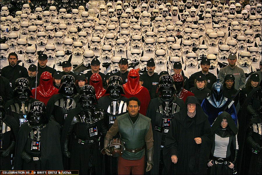 Star Wars Celebration III