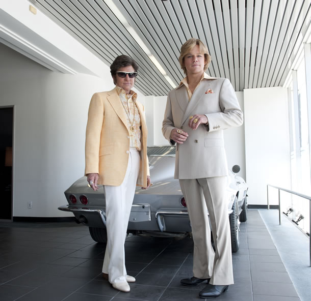 behind the candelabra featured