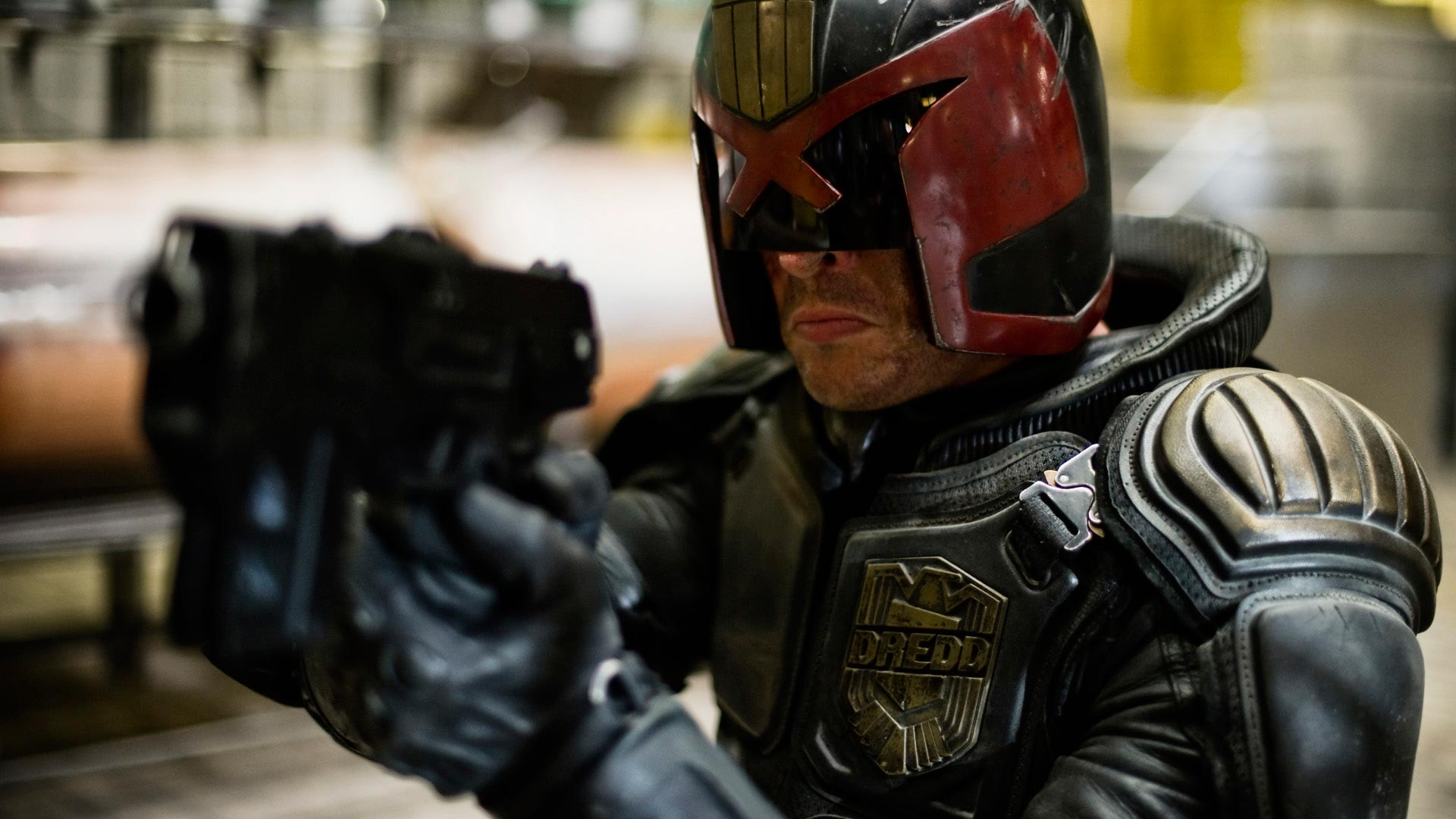 Dredd featured