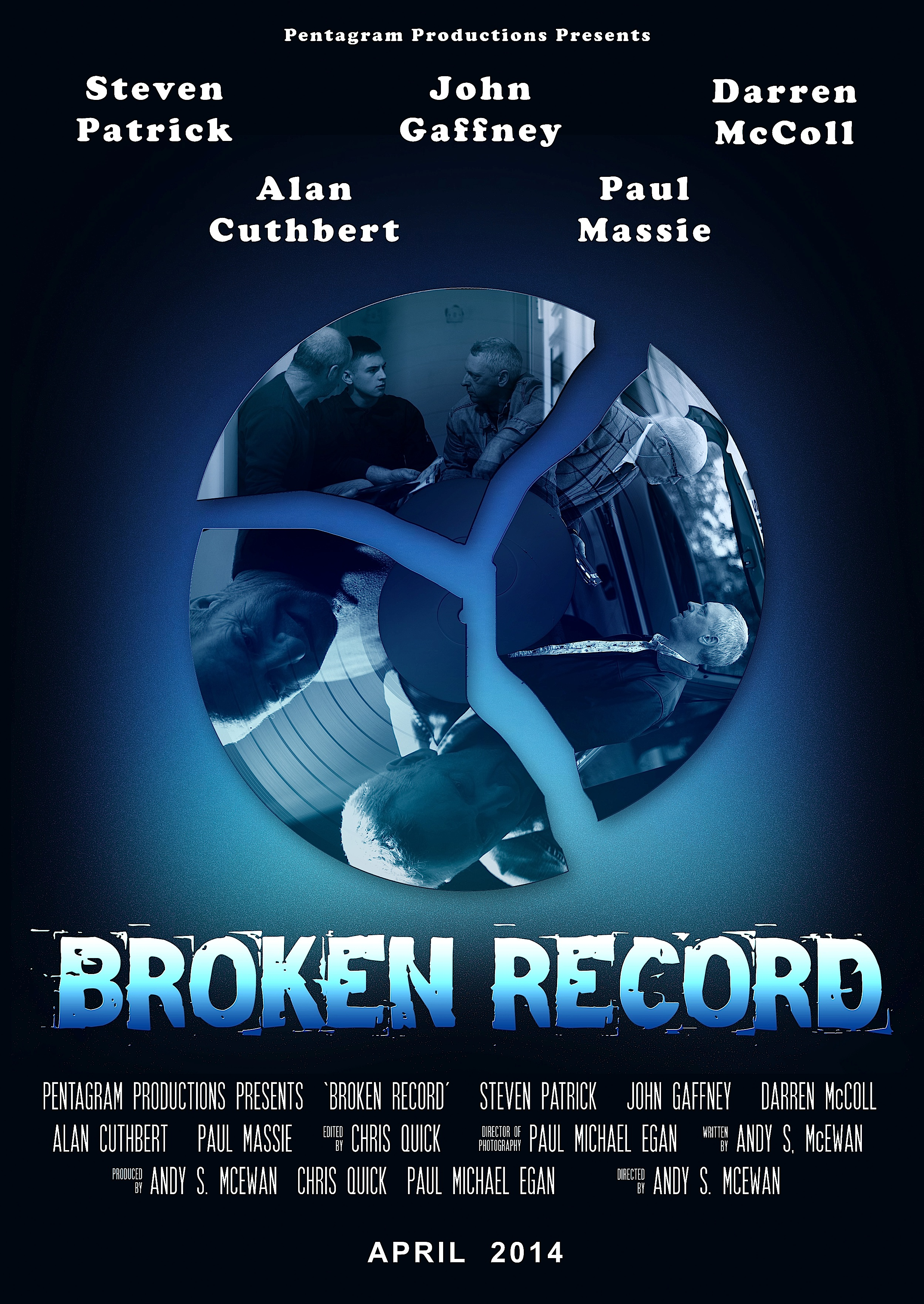 Broken Record Poster April
