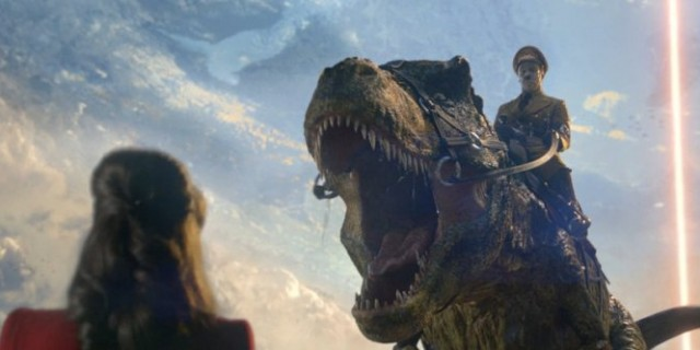 Iron Sky The Coming Race - Trailer