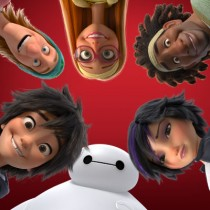 big hero 6 gang