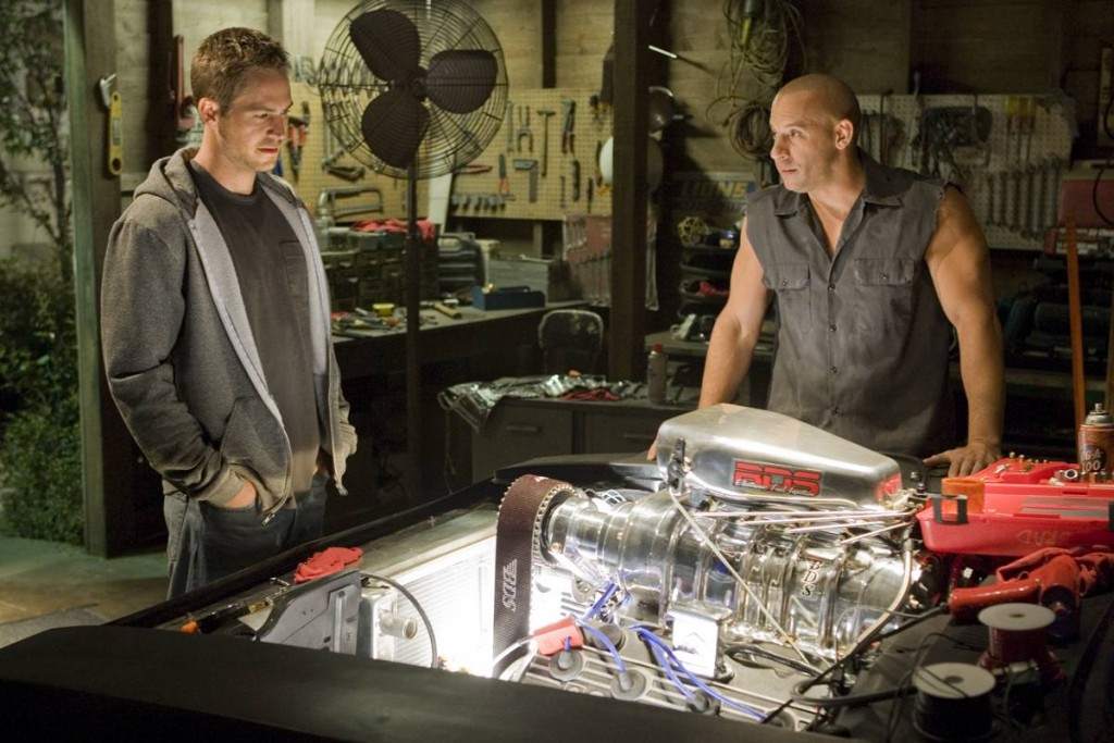 Amazoncom The Fast and the Furious Vin Diesel Paul