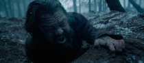 Leonardio DiCaprio as Hugh Glass