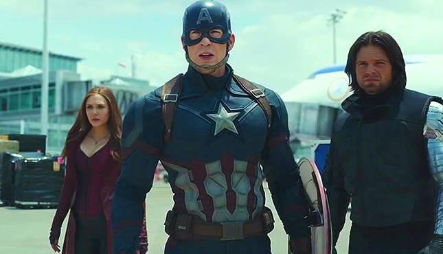 Captain America: Civil War – New Trailer
