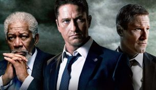 London has fallen Gerard butler