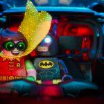 Robin and Lego Batman