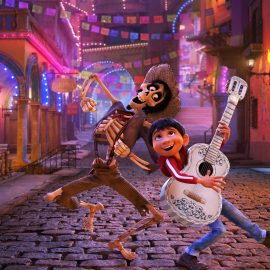 Pixar Coco