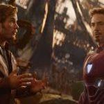 Avengers Infinity War Iron Man Starlord