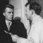 Victim Dirk Bogarde